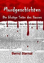 Mordgeschichten von Bernd Sternal